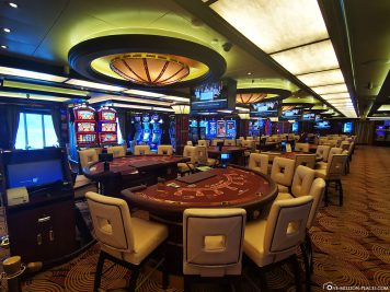 BlackJack Tables at the Casino