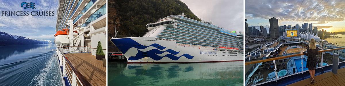 Royal Princess, Schiff, Alaska Kreuzfahrt, Princess Cruises Vancouver, Kanada, Reisebericht