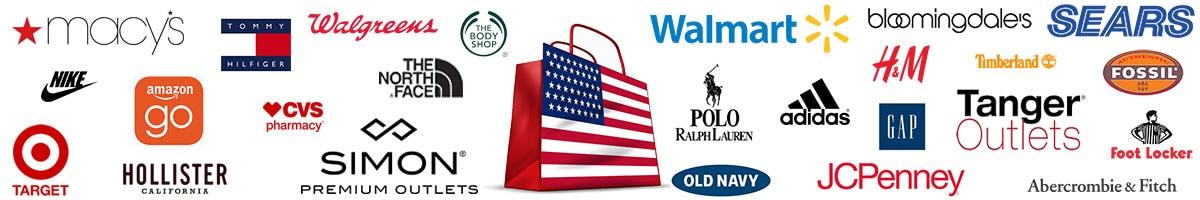 Tips Shopping USA, header image