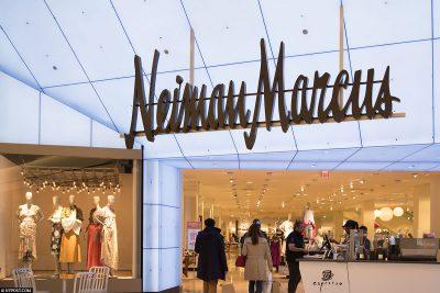 A shop of Neiman Marcus