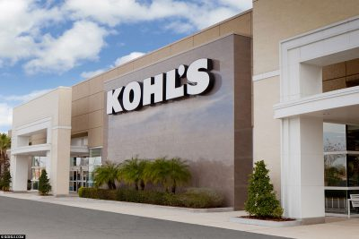 A business of Kohl's