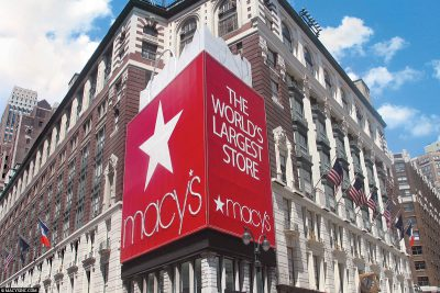 Der Macy´s Store in New York