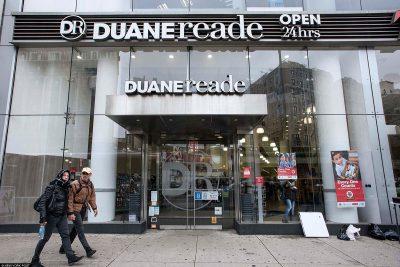 A shop by Duane Reade