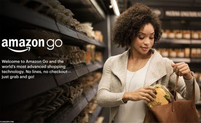 Amazon GO in den USA