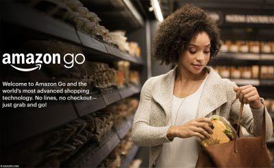 Amazon GO in the U.S.