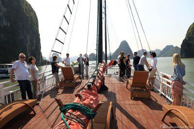 Die Halong Bay