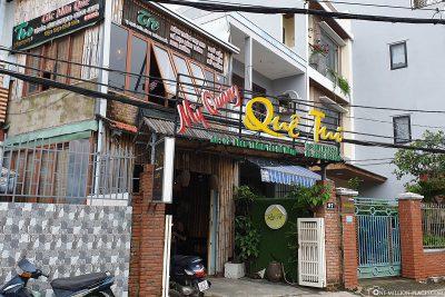 Das Restaurant My Quang Que Tui
