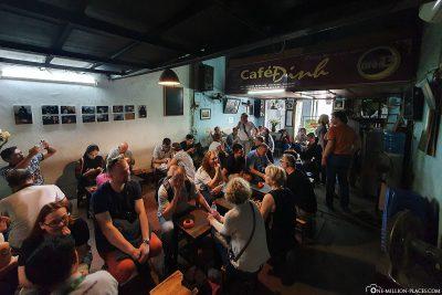 Das Café Dinh