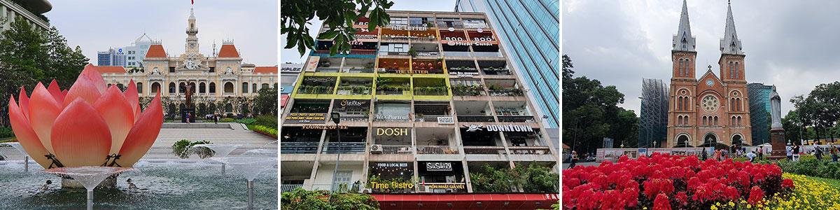 Ho Chi Minh Stadt Headerbild