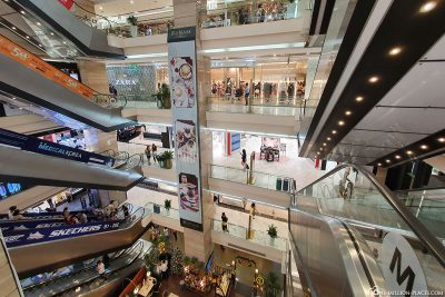 The Vincom Shopping Center