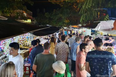 Der Night Market in Hoi An