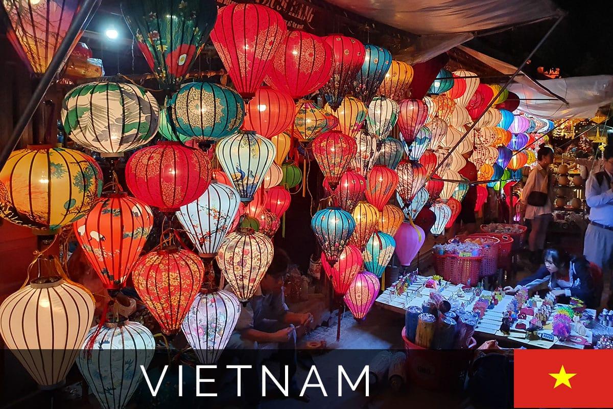 Hoi An Titelbild, Hoi An, Sehenswürdigkeiten, Fotospots, Altstadt, UNESCO Welterbe, Reisebericht, Vietnam