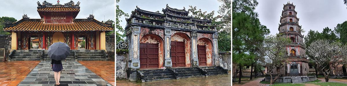 Hue Grabmal Minh Mang Headerbild