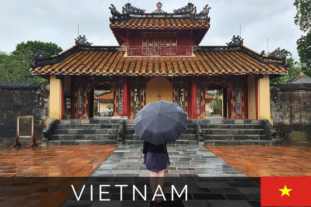 Hue Grabmal Minh Mang Titelbild