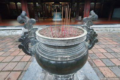 The Thien Mu Pagoda