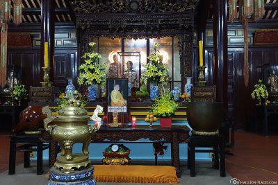 Das buddhistische Kloster