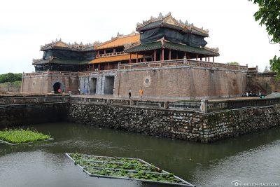 The Noon Gate - der südliche Eingang