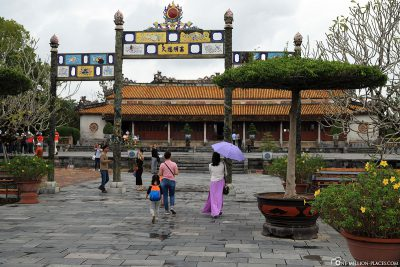 Der Thai Hoa Palast