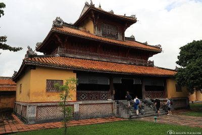 The Hien Lam Pavilion