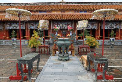 Der To Mieu Temple