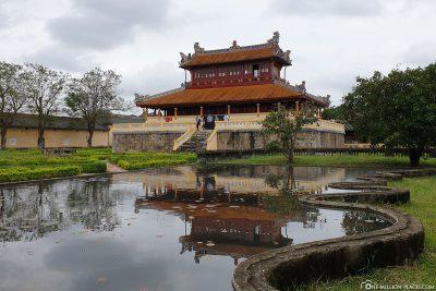 Die Kaiserliche Stadt in Hue