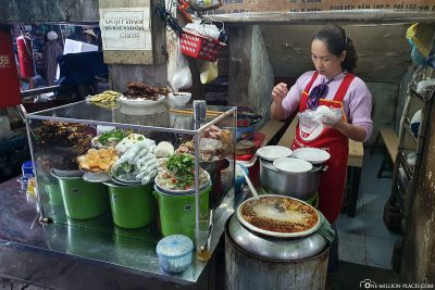 Dong Ba Markt