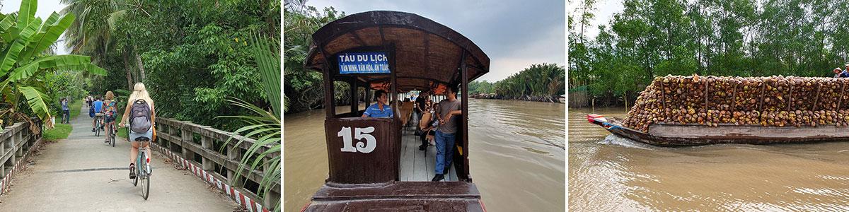 Mekong River Bootstour Headerbild
