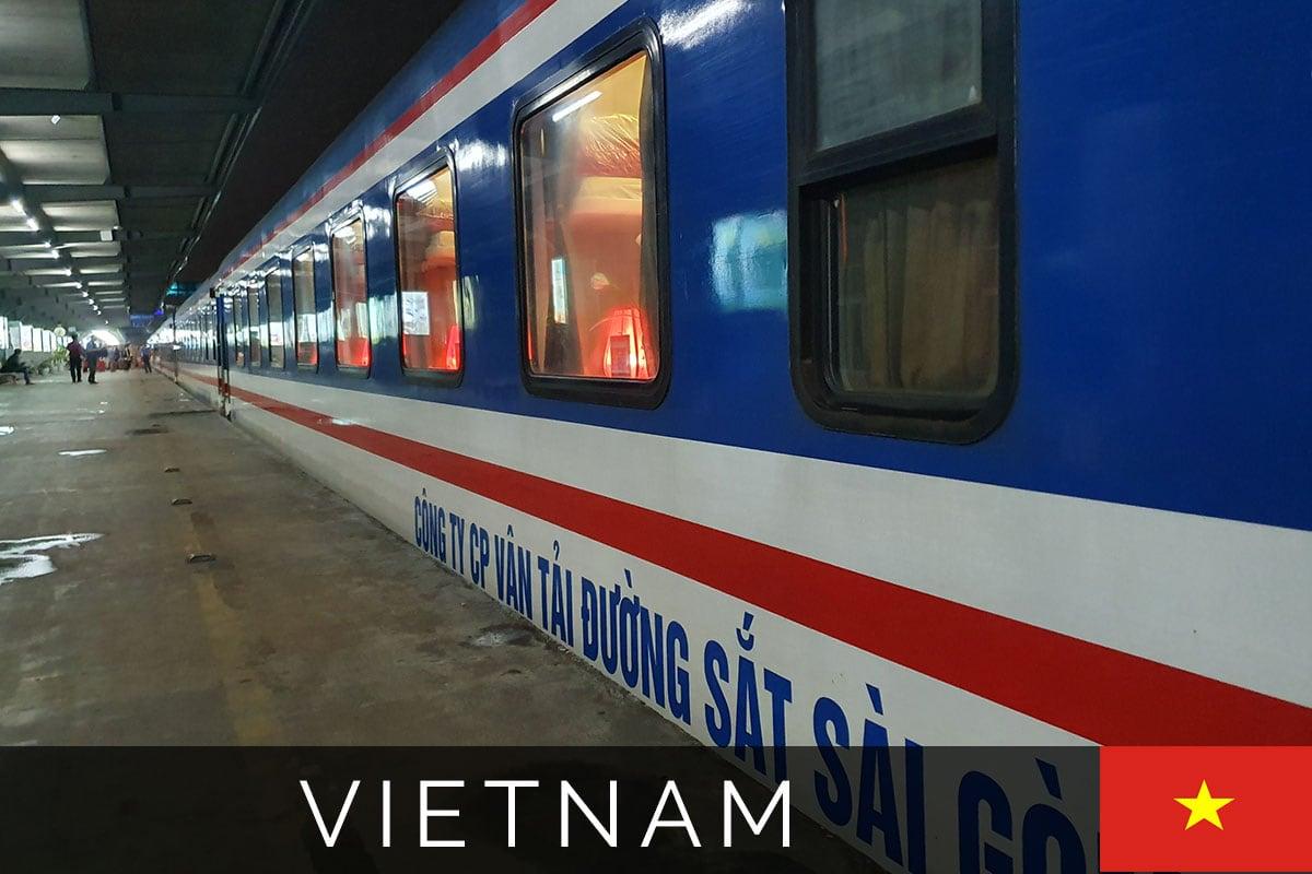 Titelbild, Nachtzug, Hanoi nach Hue, Vietnam, Gebeco, Typisch Vietnam, Zugfahrt, Reisebericht