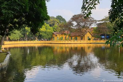 Former residence Of Ho Chi Minh