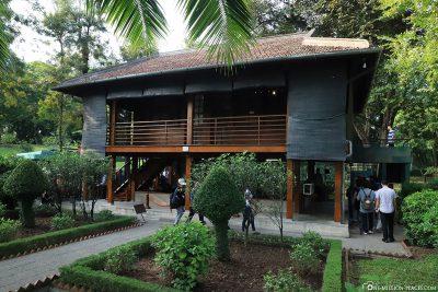 Stilt house Ho Chi Minhs