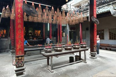 The Thien-Hau Temple