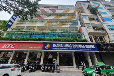 The Thang Long Espana Hotel