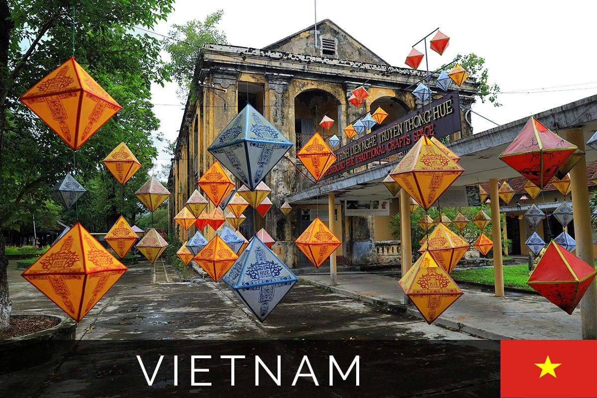Typisch Vietnam Titelbild