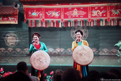 The Lotus Water Puppet Theatre