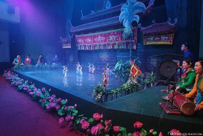 Das Lotus Wasserpuppentheater
