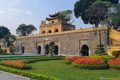 Doan Mon - the main gate of the Citadel