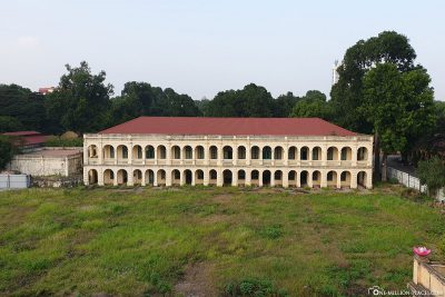Die Thang Long-Zitadelle