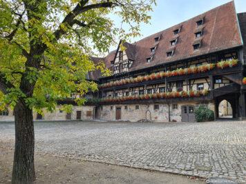 Old farmkeeping Bamberg