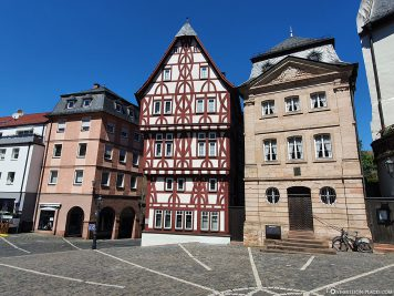 Old Town of Aschaffenburg