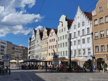 Die Maximilianstraße