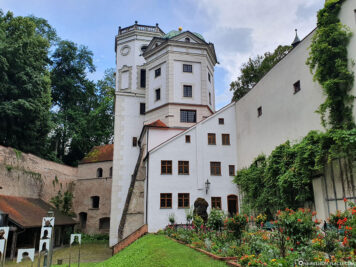 Der älteste Wasserturm Deutschlands