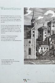 Die Wassertürme in Augsburg
