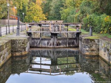 Lock 100 Ludwig-Main-Danube Canal