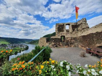 Die Burg Metternich