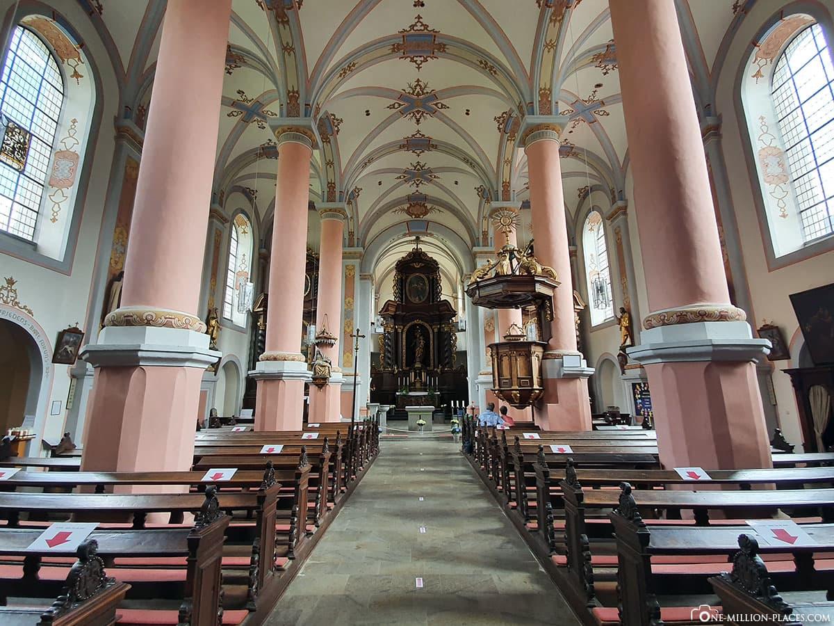 Monastery Church of St. Joseph, Beilstein, Moselle, Sights