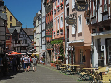 The beautiful old town