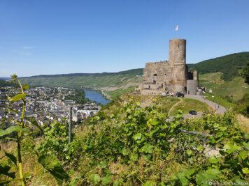 Landshut Castle in Bernkastel-Kues