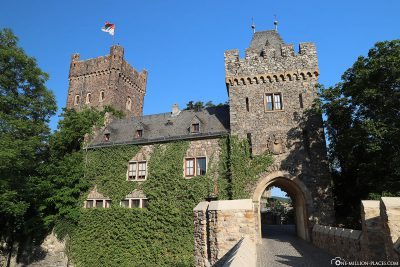 Klopp Castle in Bingen