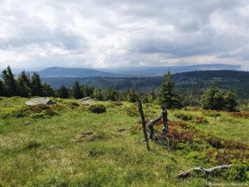 Aussicht ins Tal