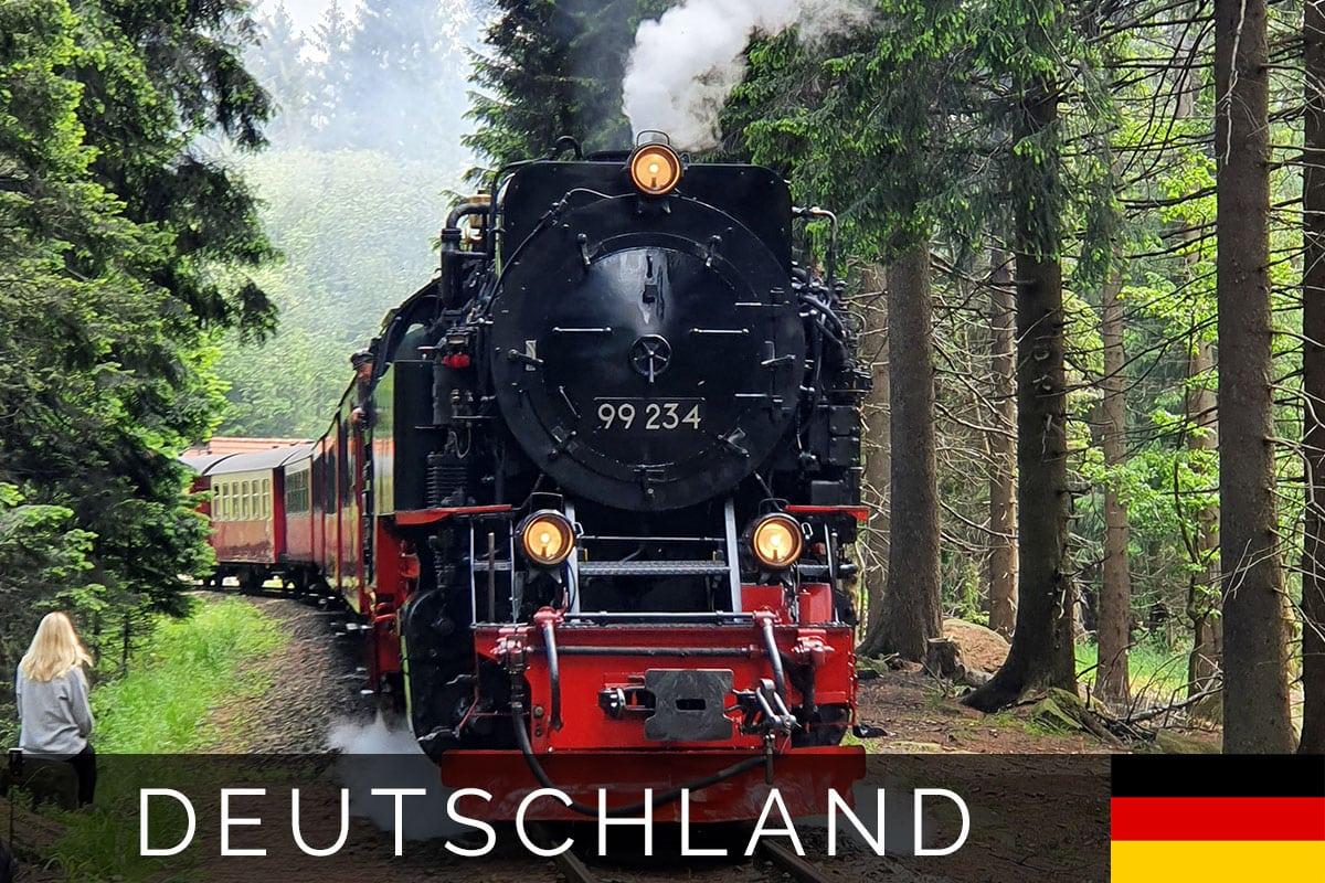 Brockenbahn Titelbild